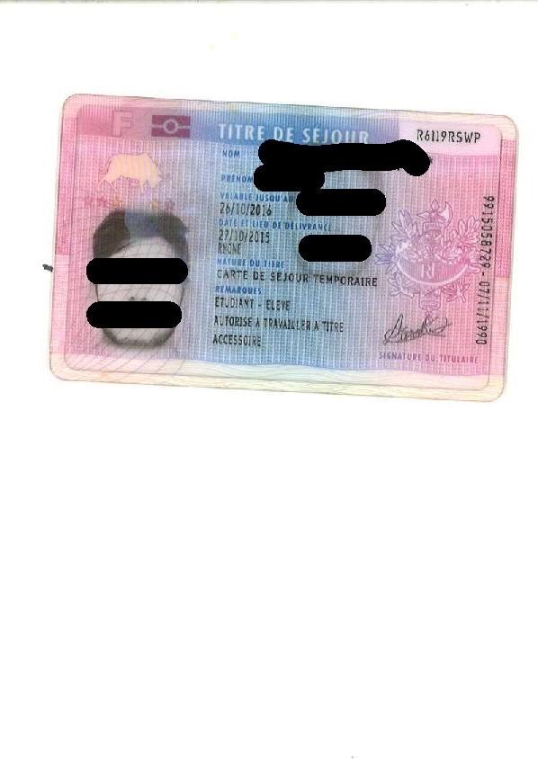 carte pluriannuelle vie privée et familiale étudiant étranger : un titre de séjour loin d'être si simple