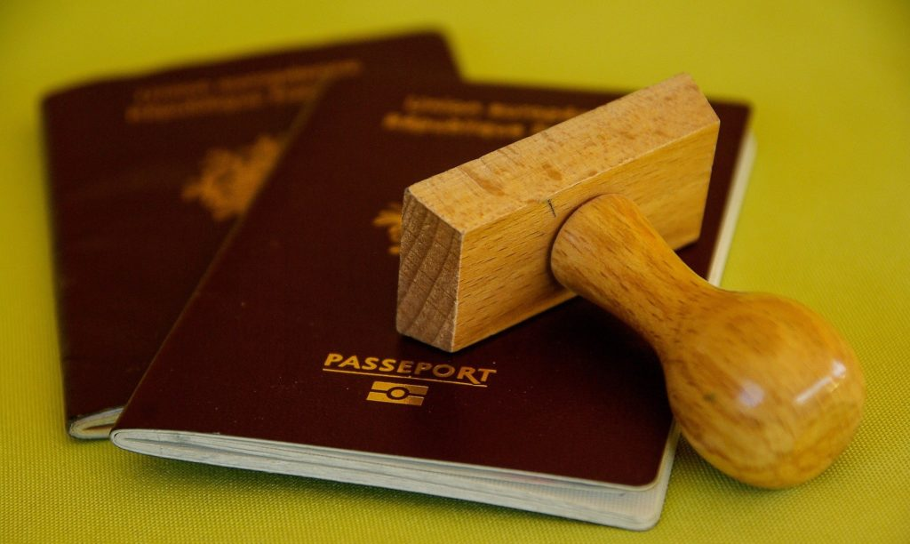 obligation de passeport