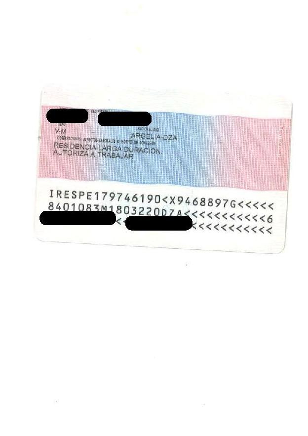 avocat obtenir carte de séjour
